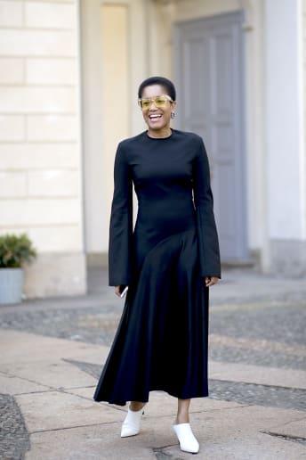 Outfit Donna - Bon Ton Cerimonia Fascia Media