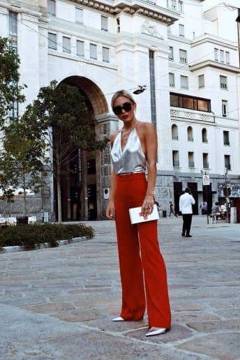 Carlotta Scarlini - Outfit Chic Serata speciale Economico
