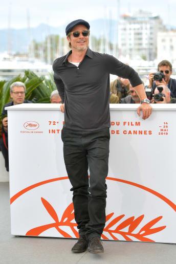 Brad Pitt - Outfit Casual Tutti i giorni Lusso