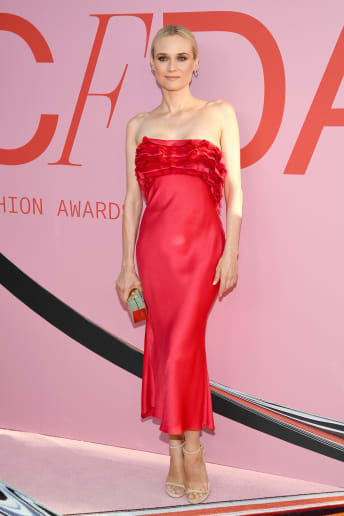Diane Kruger - Outfit Chic Cerimonia Lusso