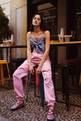 Paolina Consiglieri - Outfit Trendy Scuola / Università Fascia Media