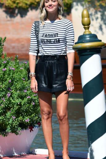 Chiara Ferragni - Outfit Trendy Festival Fascia Media