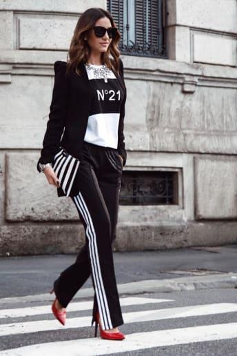 Paola Modugno - Outfit Urban Ufficio Economico