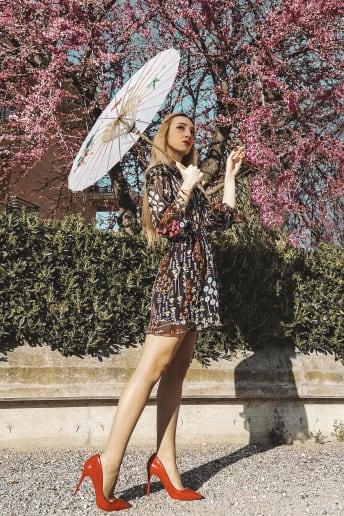 Enrica Sciarretta - Outfit Chic Viaggio Fascia Media
