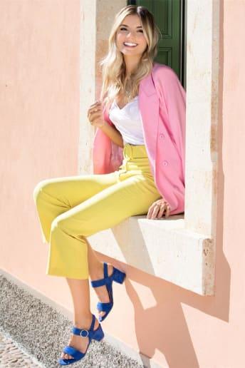 Giulia Palombini - Outfit Trendy Tutti i giorni Economico