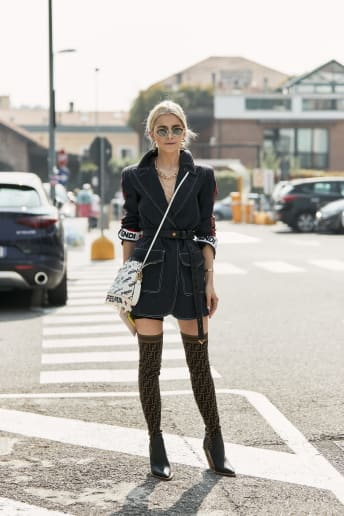 Outfit Donna - Casual Discoteca Lusso