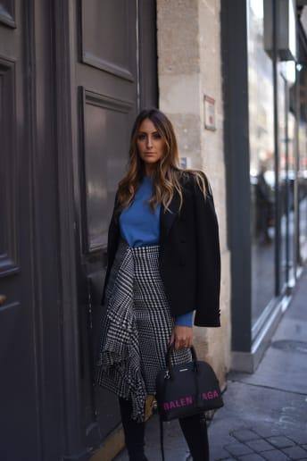 Elisa Taviti - Outfit Bon Ton Ufficio Lusso
