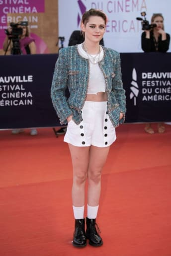 Kristen Stewart - Outfit Chic Festival Lusso