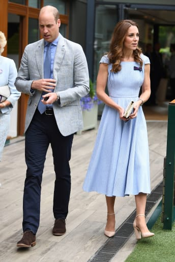 Kate Middleton - Outfit Chic Cerimonia Lusso