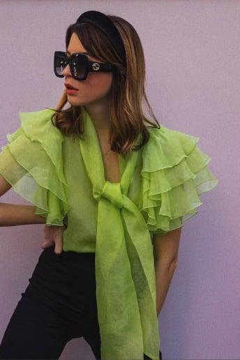 Alessia Melpignano - Outfit Bon Ton Cerimonia Fascia Media