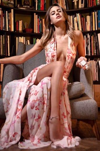 Cristina Marino - Outfit Sexy Serata speciale Fascia Media