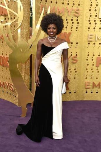 Viola Davis - Outfit Chic Cerimonia Lusso