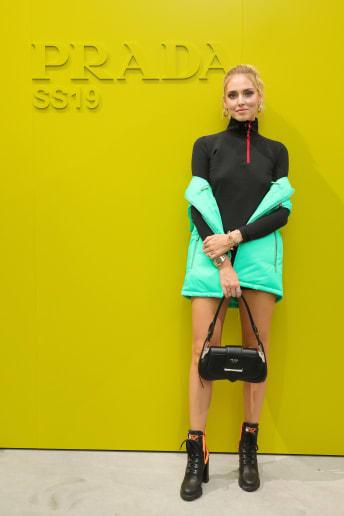 Chiara Ferragni - Outfit Casual Tutti i giorni Lusso