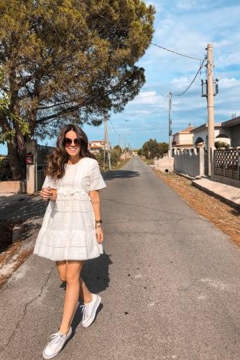 Rossella Dattolo - Outfit Chic Spiaggia Economico