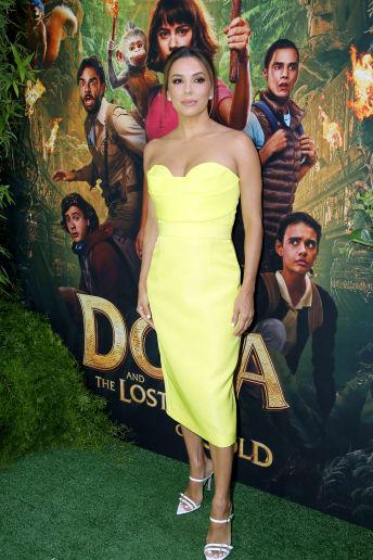Eva Longoria - Outfit Chic Cerimonia Lusso