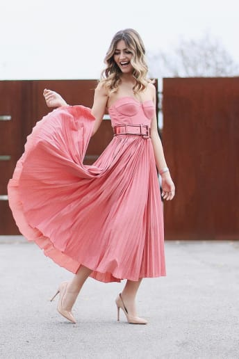 Gaia Cormio - Outfit Chic Serata speciale Fascia Media