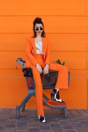 Alessia Melpignano - Outfit Chic Scuola / Università Fascia Media