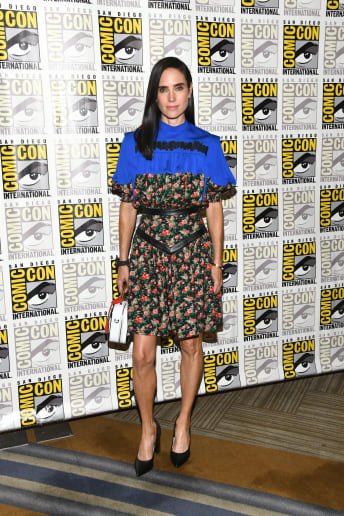Jennifer Connelly - Outfit Chic Serata speciale Lusso