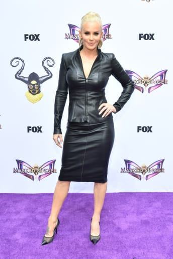 Jenny McCarthy - Outfit Rock Cerimonia Lusso