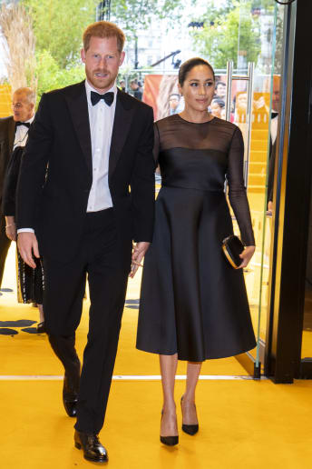 Meghan Markle - Outfit Chic Serata speciale Lusso