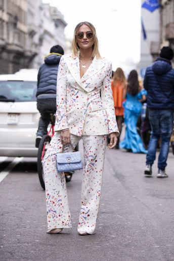 Giulia Gaudino - Outfit Chic Cerimonia Lusso