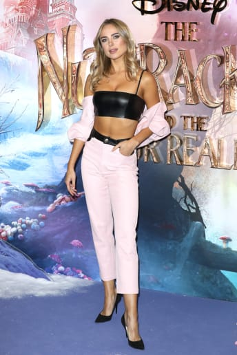Kimberley Garner - Outfit Casual Serata speciale Lusso