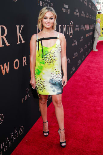 Olivia Holt - Outfit Trendy Serata speciale Lusso