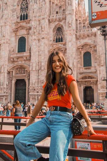 Arianna Cavina - Outfit Casual Tutti i giorni Economico