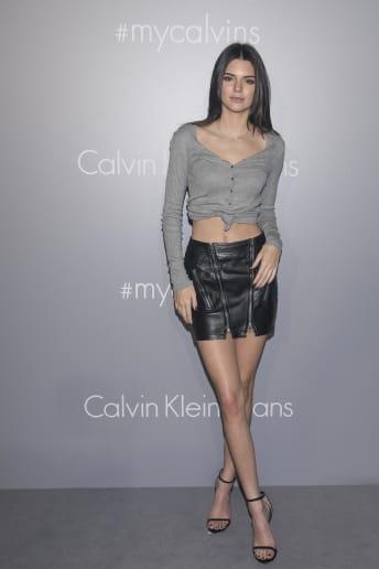 Kendall Jenner - Outfit Rock Tutti i giorni Fascia Media