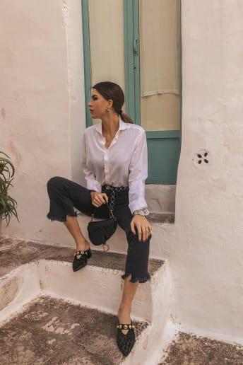 Alessia Melpignano - Outfit Trendy Ufficio Fascia Media