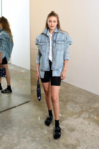 Gigi Hadid - Outfit Urban Tutti i giorni Lusso