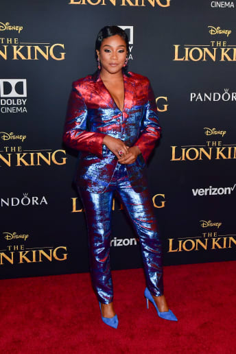 Tiffany Haddish - Outfit Trendy Serata speciale Lusso