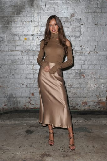 Isabelle Mathers - Outfit Chic Serata speciale Lusso
