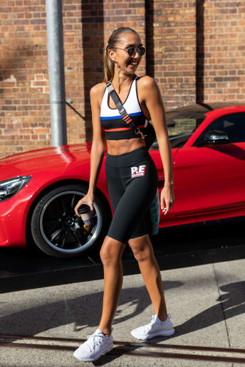 Outfit Donna - Urban Fitness Fascia Media