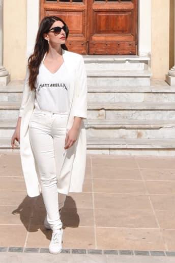 Laura Manfredi - Outfit Trendy Tutti i giorni Economico
