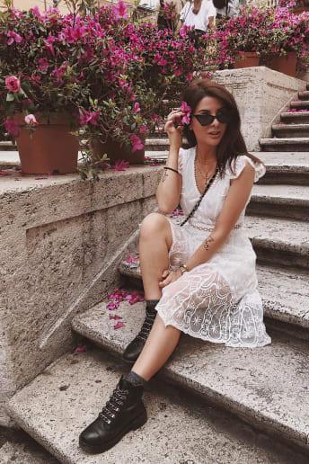 Irene Pila - Outfit Bon Ton Tutti i giorni Fascia Media
