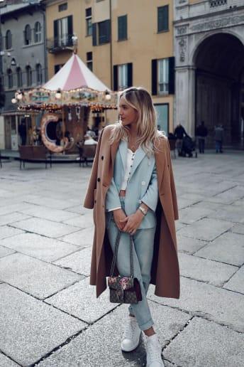 Carlotta Scarlini - Outfit Chic Tutti i giorni Fascia Media