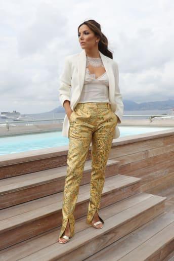 Eva Longoria - Outfit Sexy Serata speciale Lusso