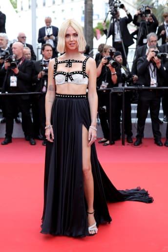 Chiara Ferragni - Outfit Rock Cerimonia Lusso