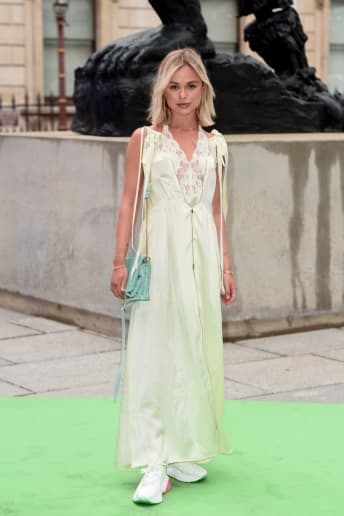 Lady Amelia Windsor - Outfit Chic Serata speciale Lusso