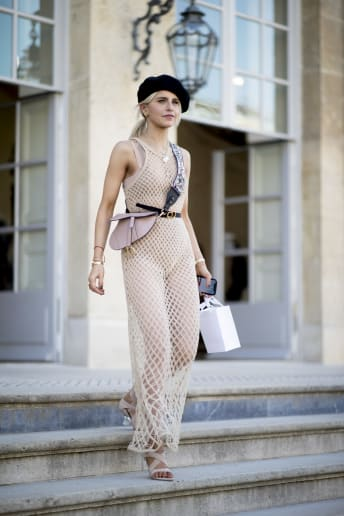 Caroline Daur - Outfit Trendy Serata speciale Lusso