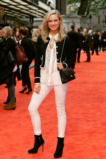 Kimberley Garner - Outfit Chic Serata speciale Lusso