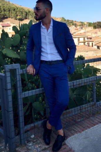 Emanuele Faucetta - Outfit Chic Cerimonia Fascia Media