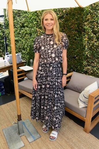 Gwyneth Paltrow - Outfit Trendy Viaggio Fascia Media