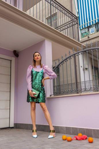 Alessia Melpignano - Outfit Trendy Serata speciale Fascia Media