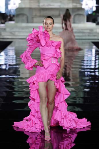 Birgit Kos - Outfit Chic Cerimonia Lusso