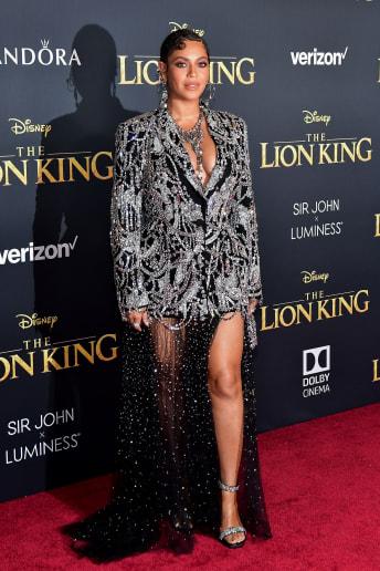 Beyoncé - Outfit Chic Cerimonia Lusso