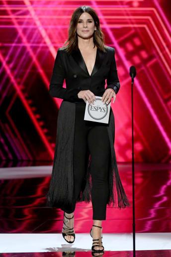 Sandra Bullock - Outfit Chic Serata speciale Lusso