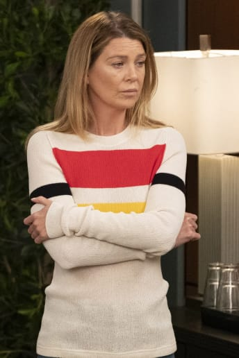 Meredith Grey - Outfit Casual Tutti i giorni Lusso