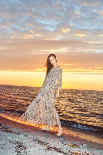 Outfit Donna - Etnico Spiaggia Fascia Media